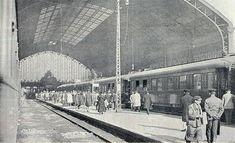 Estacion de Atocha Station To Station, Foto Madrid, Train Times, Caravaggio, Vintage Photography, Spain, Louvre, Street View, Train Stations