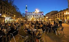 Madrid resident Paul Richardson nominates his favourite late-night venues in a capital where life begins after dark @ smh.com.au