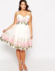 Vestidos para una boda de dia para gorditas
