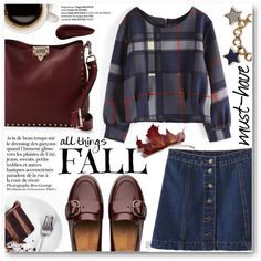 All Things Fall by stylemoi-offical on Polyvore featuring moda, FitFlop, Valentino, Marc by Marc Jacobs, Surratt, stylemoi and fallloafers
