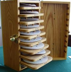 sandpaper storage