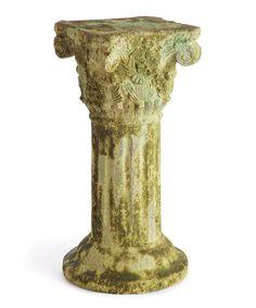 Love this 24'' Garden Relic Column by Napa Home & Garden on #zulily! #zulilyfinds