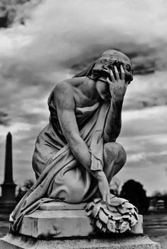 Statue of Sorrow