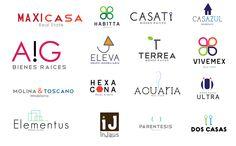 propuestas de logotipos para  inmobiliaria