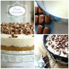 Cheesecake med dumle