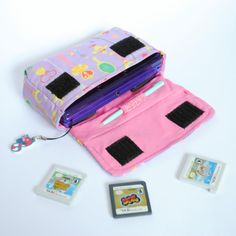 Sailor Moon 3DS / 3DS XL / New 3DS Carrying Case by radtastical