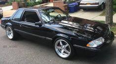 1993 Ford Mustang, Fox Body Mustang, Mustang Cars, Harley Davidson Truck, Notchback Mustang, Mustang Emblem, Ford Svt, Old School Cars, Pony Car