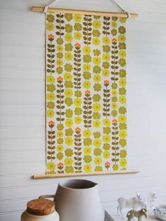 If You Love Wallpaper But Can't Commit, This Idea's For You
