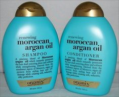 Nurses, have you tried this shampoo and conditioner? Want, Need, Love? #Moroccan #organix