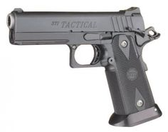 STI Tactical 4.0 and Spartan IIILoading that magazine is a pain! Excellent loader available for your handgun Get your Magazine speedloader today! http://www.amazon.com/shops/raeind