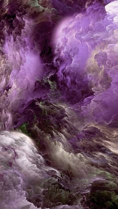 Purple, glowing clouds, abstract, digital art, wallpaper Source by wallpapers Planets Wallpaper, Wallpaper Space, Colorful Wallpaper, Galaxy Wallpaper, Nature Wallpaper, Purple Wallpaper, Cool Backgrounds, Wallpaper Backgrounds, Wallpapers