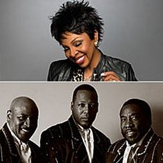 Live Arts and Entertainment in Silicon Valley Gladys Knight and The O'Jays