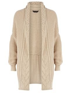 dc1b0f6247 Ivory cable cocoon cardigan - I would cuddle up in this all weekend