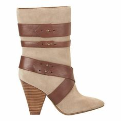 Nine West Tairette Booties