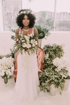floral design from Floral Beauty shoot in Ontario, Canada http://www.trendybride.net/floral-beauty-wedding-styled-shoot/