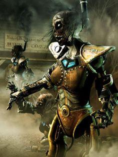 Steampunk Tendencies | Steam Zombies - Simon Beer