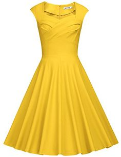 8fef5b4faed88 41 Best Amazon Vintage 1950S Style Swing Dress For Women images in ...