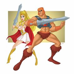 By the Power of Grayskull by BestNameEver.deviantart.com on @deviantART