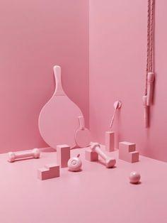 Pretty Pastel Pink ღ Still Life Photography