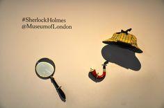 Resultado de imagen para objetos relacionados con sherlock holmes