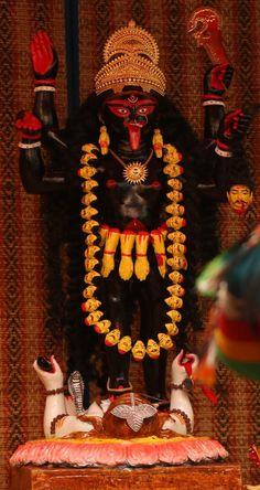 Jay Maa Kali, Kali Mata, Lord Shiva Statue, Lord Vishnu, Lord Ganesha, Mother Kali, Divine Mother, Kali Goddess, Goddess Art