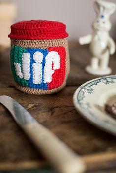 Crochet Peanut Butter