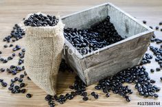 """Download the royalty-free photo """"Coffee beans"""" created by ic36006 at the lowest…"""