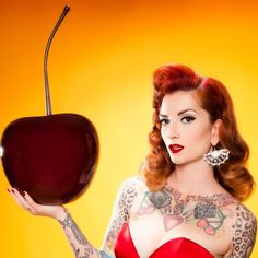 I love to show the average gal how to feel beautiful and a little different! I mostly focus on vintage inspirations! I teach everything from vintage hair and...