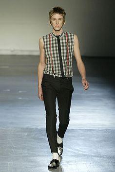 Dior Homme Spring 2006 Menswear