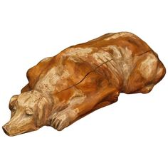For Sale on - Great Spanish wooden sculpture from the century. Very charming work depicting a cubist style dog, in beautiful patina. Sculpture of excellent Driftwood Sculpture, Dog Sculpture, Animal Sculptures, Antique Dealers, Decorative Objects, Conservation, Spanish, Interior Decorating, Presents