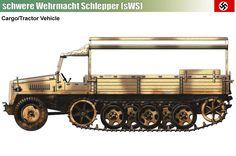 schwere Wehrmacht Schlepper (sWS)