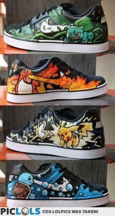 Sneakermons!