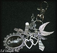 #crossfire #gideoncross custom made to order www.liluniqueme.com @Sylvia Day #FanFriday