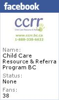 Fraser Valley - Langley - BC Child Care Resource & Referral - British Columbia Daycare Programs