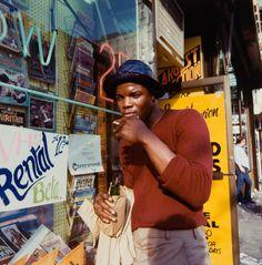 42nd Street NYC series / ph. Jan Staller, 1980's
