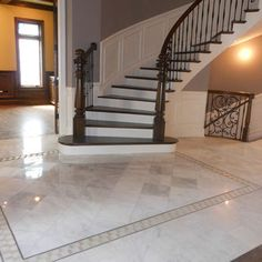(pattern For Front Entry Way)Chicago Traditional Entry Floor Tile Design,  Pictures, Part 33