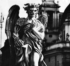 Half demonic, half divine