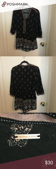 EUC Romper by Kendall & Kylie sz L Excellent condition Kendall & Kylie Pants Jumpsuits & Rompers