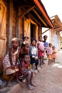 Kids - Madagaskar Portraits   Madagaskar