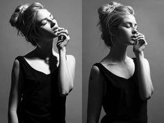 How I Shot It – Simple One Light Portrait Studio Setup in a Garage   SLR Lounge