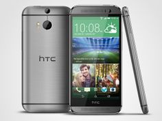 "HTC One M8 formal, high-end monolithic aluminum casing, screen 5"", dual camera, Sense 6.0 - Best Price Products"