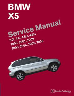Nice Awesome BMW X5 (E53) 2000-2006 3.0i 4.4i 4.6is 4.8is Service REPAIR WORKSHOP Manual BOOK 2018 Check more at http://24cars.gq/my-desires/awesome-bmw-x5-e53-2000-2006-3-0i-4-4i-4-6is-4-8is-service-repair-workshop-manual-book-2018/