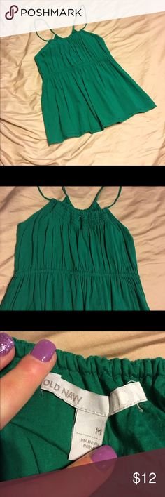 🍀 Charlotte Russe Peplum Tank 🍀 Charlotte Russe Green Peplum Tank! Perfect for St. Patricks Day! 🍀🍀🍀 Fitted under the bust line with a relaxed fit throughout. Size medium, can also fit a small. In excellent condition, no signs of stains or tears. Reasonable offers always welcome💕 bundle and save with 25% off two or more items! Charlotte Russe Tops Tank Tops