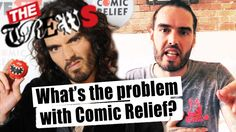 What's The Problem With Comic Relief? Russell Brand The Trews