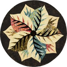 Poinsettia, Quiltworx.com, Made by Quiltworx.com Paper Piecing Patterns, Quilt Patterns, Table Topper Patterns, Foundation Paper Piecing, Mug Rugs, Free Motion Quilting, Poinsettia, Quilt Making, Quilting Designs