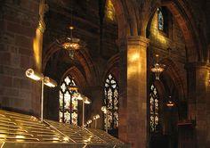 St Giles' Cathedral Edinburgh by McGregor Bowes, via Flickr