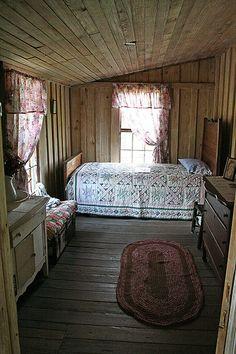 Bedroom by Black.Doll, via Flickr