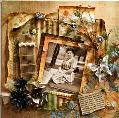 Loving Mama - Scrapbook.com
