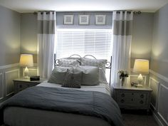 Adorable small master bedroom decoration ideas 42