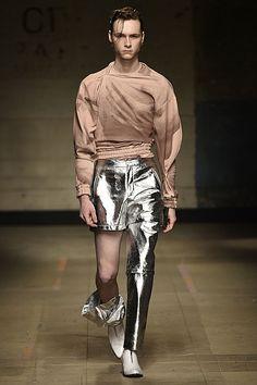MAN - Fen Chen Wang AW17 Catwalking.com